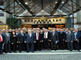 38. Karadeniz Oda Başkanları Toplantısı