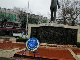 Vergi Haftası Etkinlikleri – Yalova Defterdarlığı Atatürk Anıtı Töreni