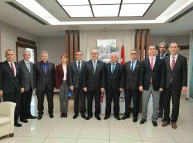 """Yalova Valisi Muammer EROL'un katılımıyla SGK ve İŞ KUR'dan """"2019 Milli İstihdam Seferberliği Teşvikleri"""" Konferansı"""