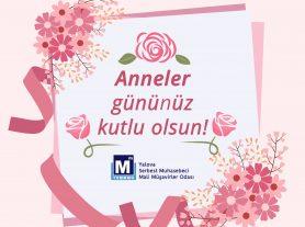 Anneler Gününüz Kutlu Olsun..
