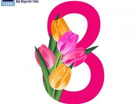 8 Mart Dünya Emekçi Kadınlar Günü Kutlu Olsun..